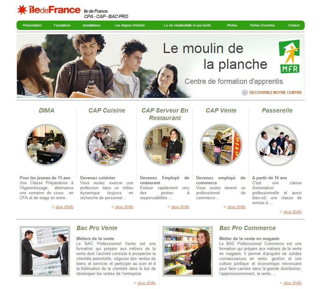 fr mfr centre et ile de france : cfa mfr ormoy-la-riviÈre - Cfa Cuisine Ile De France